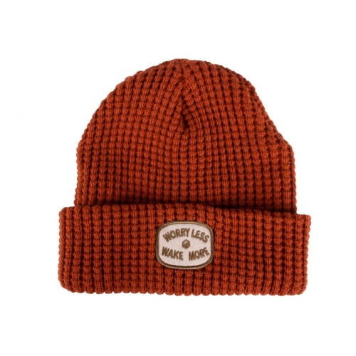 WORRY LESS beanie