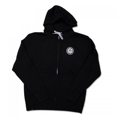 FLX ZIP kapucnis pulóver