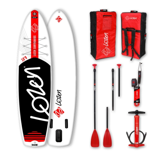 RED LINE WIDE stand up paddleboard komplett csomag