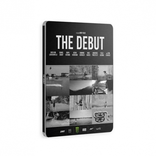 THE DEBUT dvd + blu-ray
