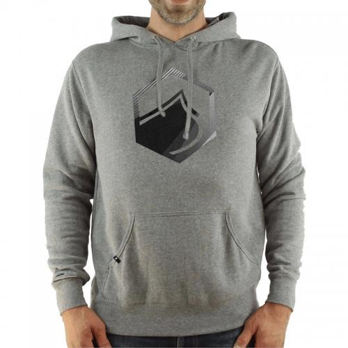 HEX kapucnis pulóver