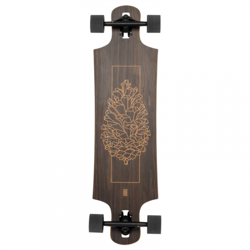 DROP HAMMER WALNUT longboard