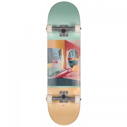 TARKA PLAZA skateboard