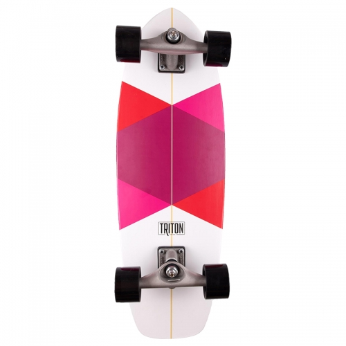 TRITON RED DIAMOND surfskate