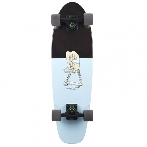 DINGHY HANDSTAND longboard
