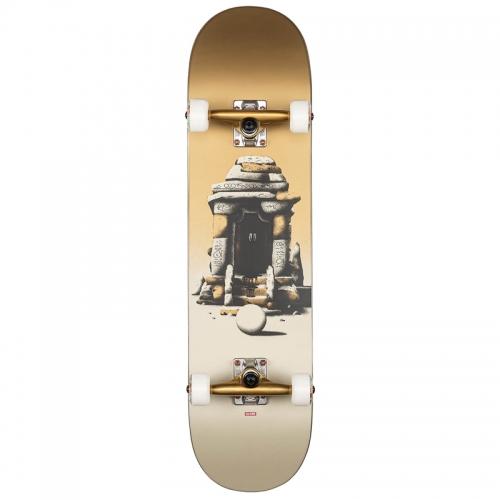 ON THE BRINK skateboard