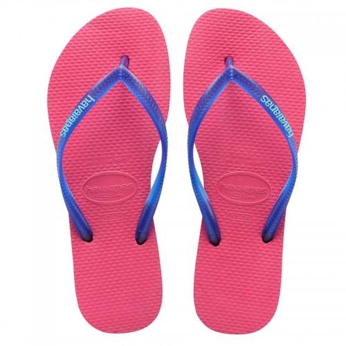 SLIM LOGO POP-UP sandal