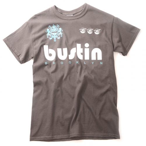 BUSTIN BOARDS tee