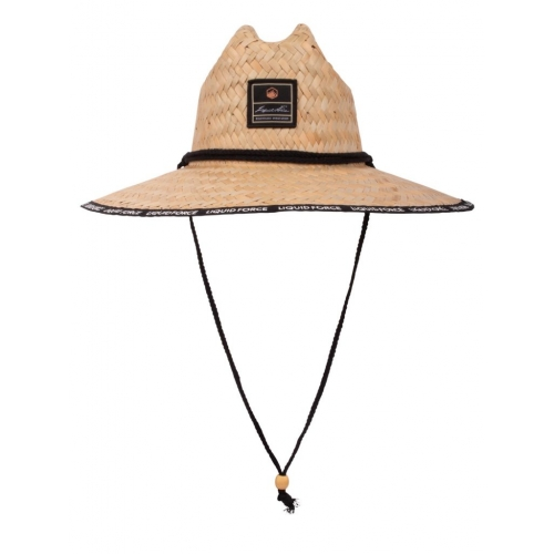 HERITAGE STRAW LIFEGUARD hat