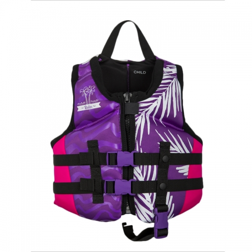 2019 GIRL'S child gyerek wakeboard vest