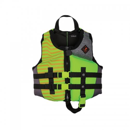 2019 VISION BOYS CGA CHILD wakeboard vest