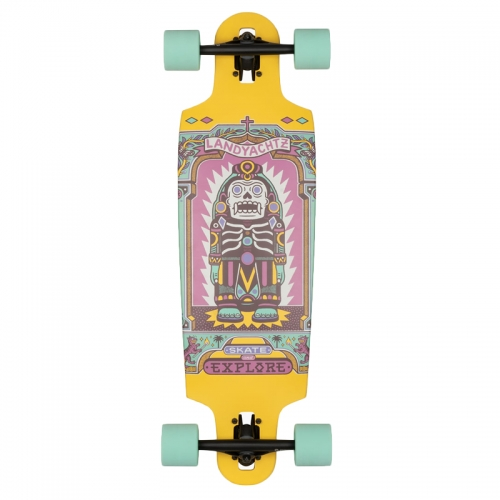 DROP CAT ILLUMINACION longboard
