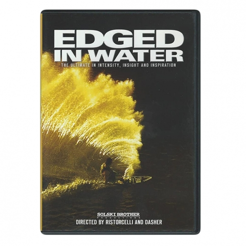 EDGED IN WATER water