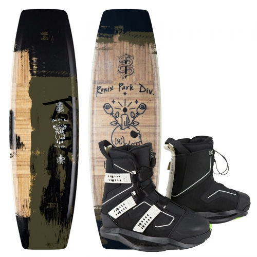 2021 TOP NOTCH PRO 143 / ATMOS wakeboard package