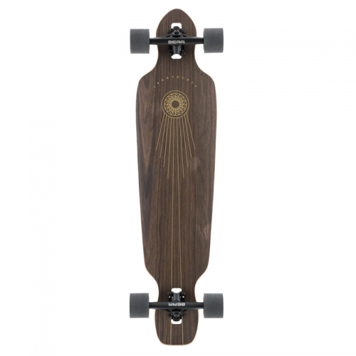 BATTLE AXE SPACE ROCK longboard