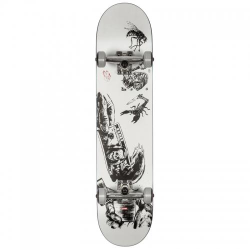 HARD LUCK skateboard