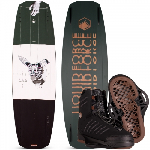 2021 FLX 143 / TAO 6X wakeboard package