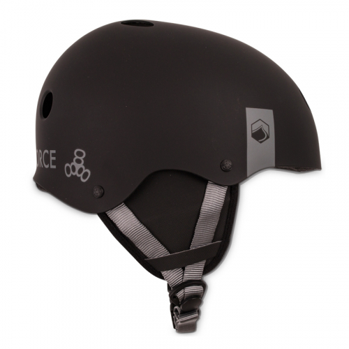 FLASH BLACKUOUT wakeboard helmet